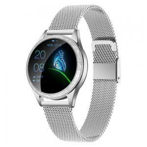 One Key Detection IP68 NRF 52832 Blood Pressure Smartwatch Manufactures