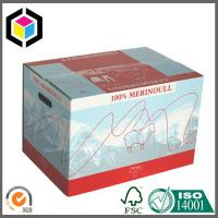 RSC Style CMYK Color Print Corrugated Carton Box Manufacturer China Manufactures