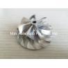 TD04HL 46.02X58mm 7+7 blades 49189-X performance design Turbo Billet compressor wheel Manufactures