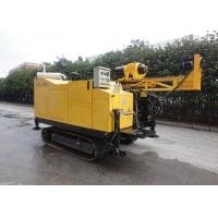 Diamond Machine Underground Core Drill Rig Long Feeding Stroke Crawler Chassis Flexible Operation Manufactures