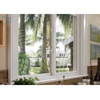 Quality Residential Aluminum Frame Windows , Easy Install Double Tinted Aluminium for sale
