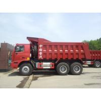 70 T Mine Heavy Duty Dump Truck 6x4 25M3 Capacity 10 Wheels Long Life Manufactures