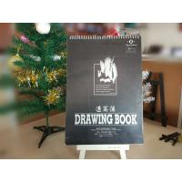 Customized Cover Artist Paint Pad Sketch Drawing Paper Sketchbook 100gsm 60 sheets Manufactures