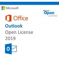 Buy cheap Automatic Saving Microsoft Office 2019 Product Key Outlook Open License MS-O-O from wholesalers