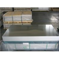 1000 Series Colored Aluminum Sheets / Surface Decorative Painted Aluminum Sheets Manufactures