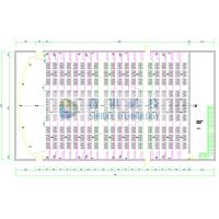 Special Luxury 6D 5D Movie Theater Design Drawing for large cinema auditorium Manufactures
