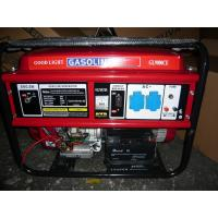 China Best quality low price 5kw gasoline generator  5kw portable gasoline generator  set factory price on sale