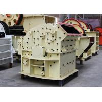 Construction Cobble Stone Impact Crusher 200 Tons Per Hour For Cubic Shape Product Manufactures