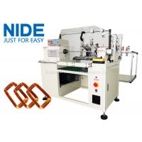 Multistrand Type Coil Winding Equipment For Multiple Wire Parallel Coil Winding Manufactures