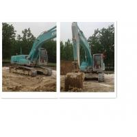 Crawler Mini Used Kobelco Excavator Year 2006 , Second Hand Micro Digger Manufactures