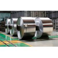 Silver Mill Finish H26 5052 Aluminum Coil Customized Thickness For Capacito Manufactures