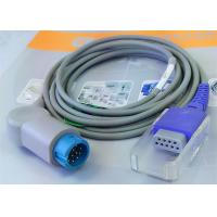 Compatible Philips SpO2 Sensor Adapter Cable for Philips M1900B with Nellcor Model