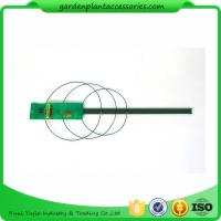 Triangle Plastic Coated Steel Garden Stakes For Plant Support Manufactures