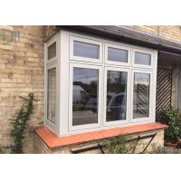 Buy cheap Horizontal Open French Casement Windows with Aluminium Alloy Frame from wholesalers