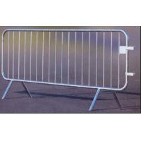 18 Bar Crowd Control Barriers For Belgium 35 mm pipes with a 1.50mm thick finished by fully hot dipped galvanized Manufactures