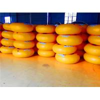 Beach Kids Inflatable Swimming Ring PVC Double Line Three Synchronization Sewed Manufactures