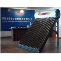 150L China rooftop solar water heaters with controller Manufactures