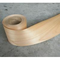 Profile Wrapping Cherry Veneer Rolls for Furniture Cabinetry Moulding Door and Window Industries Manufactures