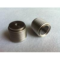 Metal bellows for vacuum interrupter / vacuum valve / stainless steel bellows Manufactures
