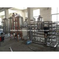 RO Water Treatment System/Equipment 6t/H Manufactures