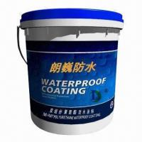 Two-part PU waterproof coating, used in subways, pools and roofs Manufactures