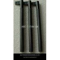 titanium anode for treatment of wastewater containing sexavalence chromium ion ,MMO Coated Manufactures