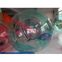 Quality polymer water ball water polo ball giant water ball water roller ball price for sale