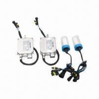 China Auto HID Xenon Bulb Kit with Canbus Ballast, Water- and Shock-resistant on sale