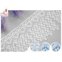 Fashion Water Soluble Guipure Cotton Lace Pollution - Free Breathable Manufactures