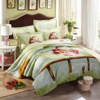100 Percentage Cotton Home Bedding Comforter Sets With Sheets Queen Size Manufactures