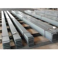 Quality ASTM Standard 316L Stainless Steel Flat Bar JIS GB For Transmission Tower for sale