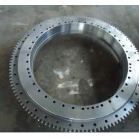 tower crane spare parts slewing ring bearing; tower crane slewing ring Manufactures