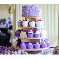 MDF Display Stands Cupcake Tower Manufactures