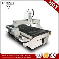 High Precision CNC Router Machine For Wood , Yaskawa Servo Motor Industrial CNC Router Manufactures