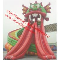 inflatable dinosaur slide Manufactures
