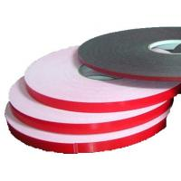High Temp Foam Tape High Performance Strong Internal Adhesion Strength Red Film Manufactures