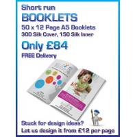 China word business fast short run booklet printing on sale