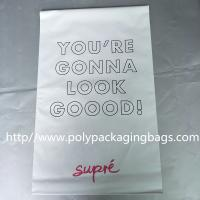 Opaque Small Resealable Plastic Bags Permanent Self - Adhesive Tape Seal Manufactures