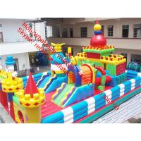 hot sale inflatable combo/ inflatable castle/ inflatable jumping bouncer with slide Manufactures