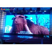 SMD2121 HD Indoor Rental LED Display P4 , Led Video Wall Rental 1600 nits Manufactures