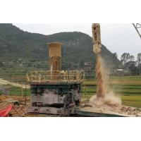Casing Rotator Earthmoving Construction Equipment Rental With 0.6 / 1.0 / 1.8 rpm Rotary Speed Manufactures
