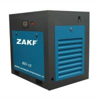 Quality Direct Connection Electric Motor Rotary Screw Air Compressor ZAKF 8 bar 380 volt for sale