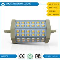 8W 5050SMD R7S 118 LED light LED lamp Manufactures
