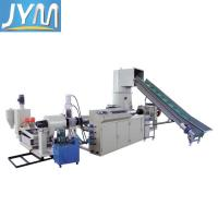 Buy cheap PP PE recycled plastic granulating machine/Granulating Production Line/pelletizing line from wholesalers