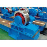 200T Tank Turning Rolls Hydraulic Bending Machine Heavy Duty Pipe Welding Rotator Manufactures