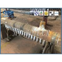 High Efficiency Manifold Headers Heat Exchange Power Station Plant Boiler Parts Manufactures