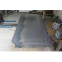 Outside Engineering Galvanised Plate Steel , Hot Rolled Alloy Steel Manufactures