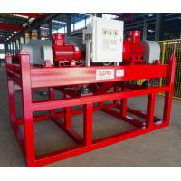 High speed decanter centrifuge for oilfield solids control of Aipu Manufactures