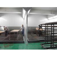 furniture paint booth Manufactures