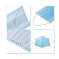Easy Breathing 3 Ply Disposable Face Mask  High BFE Soft Comfortable FDA CE Manufactures